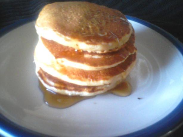 Brown Sugar Pancakes
