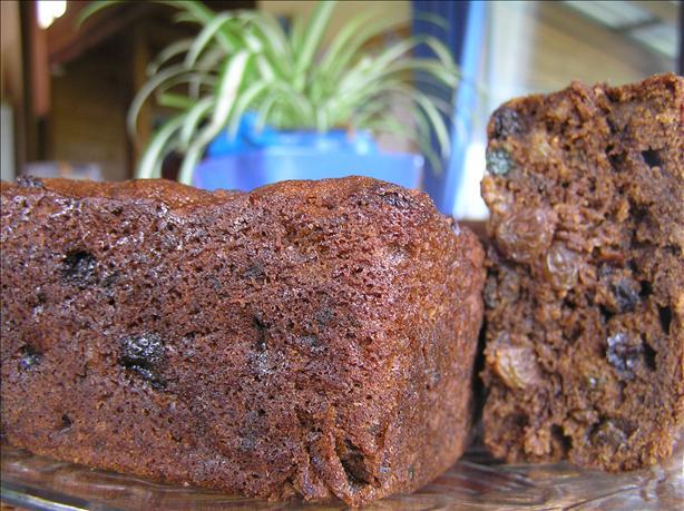 Caribbean Christmas Cake (Known As Black Cake)