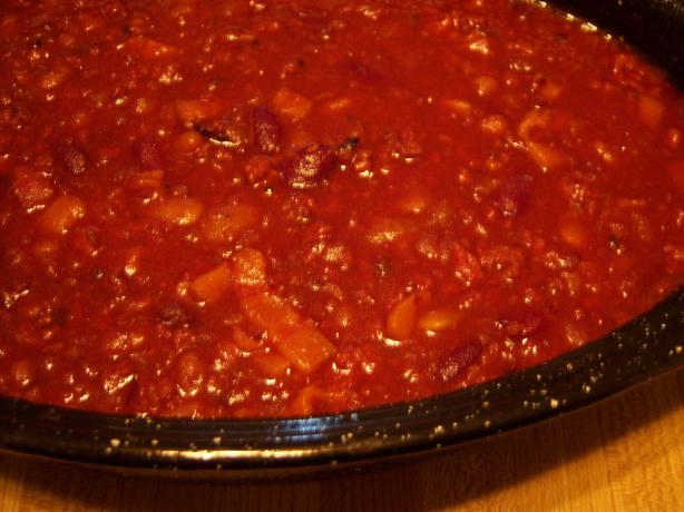 4th of July Bean Casserole