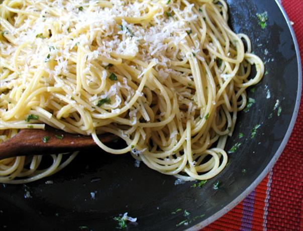 Garlic Spaghetti Sauce