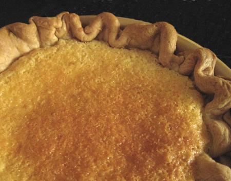 Southern Style Lemon Chess Pie Filling
