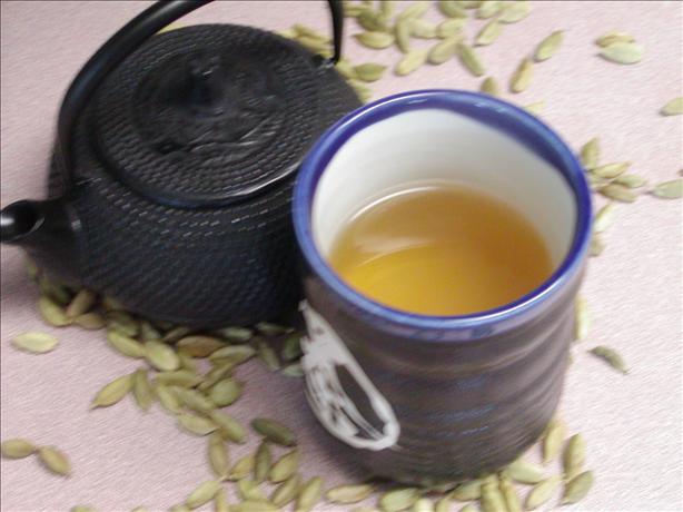 Cardamom Green Tea