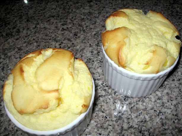 Grand Marnier Soufflés for Two