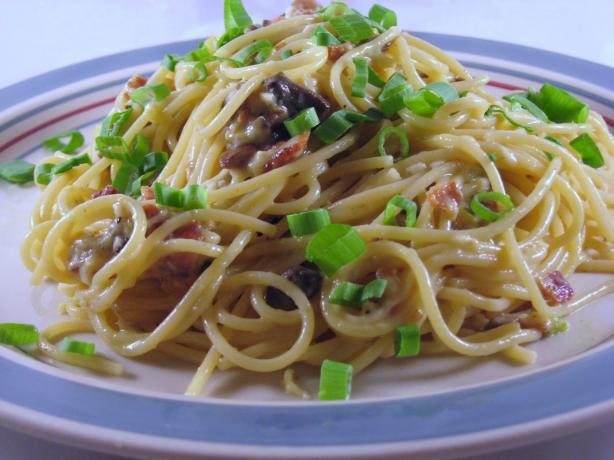 Spaghetti Carbonara Ala Expat
