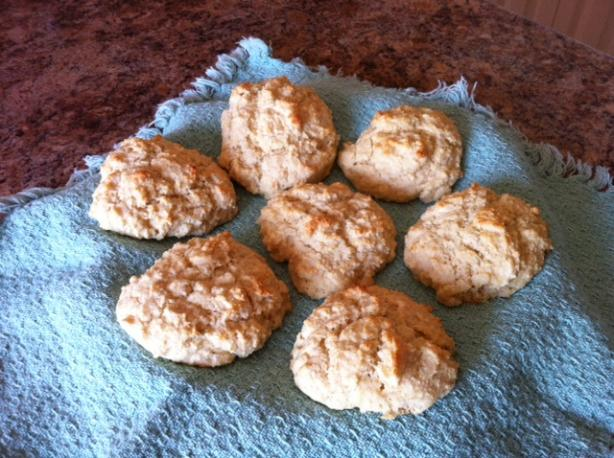 Cloud Biscuits Gluten Free