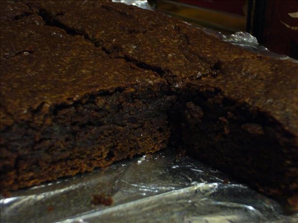 My Famous Outrageous Brownies