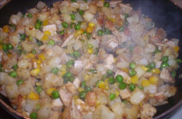 Chicken Hash