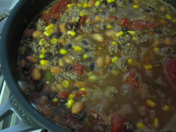 Kara's Taco Soup