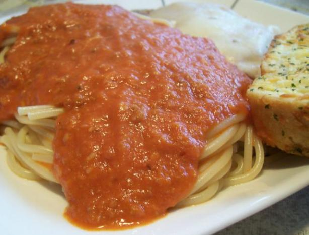 Simple Spaghetti Dinner With Variations