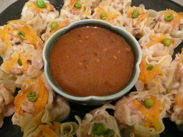 Mustard-Soy Dipping Sauce