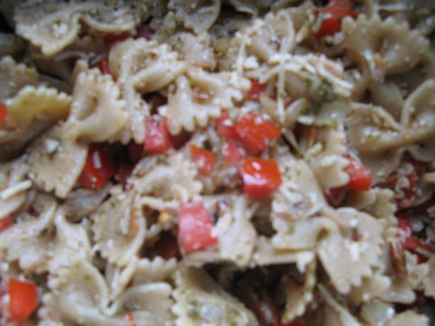 Easy Fresh Tomato and Basil Pasta