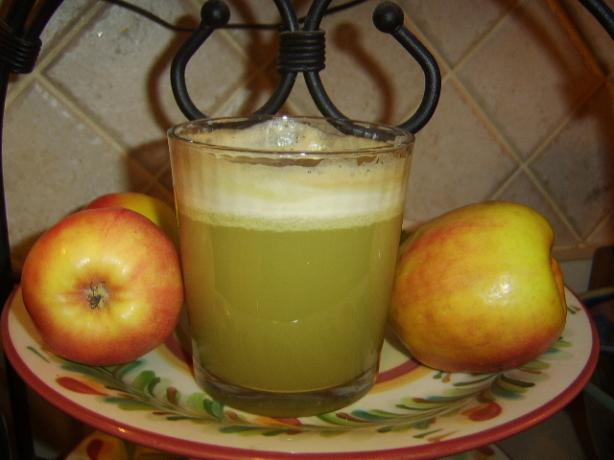Replenishing Green Juice (For Your Juicer)