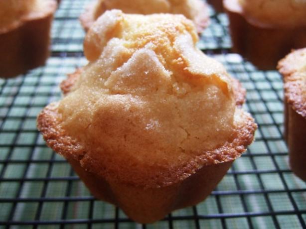 Magdalenas - Spanish Cakes