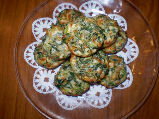 The One Spinach Appetizer Puff