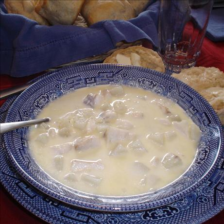 Nova Scotia Fish Chowder