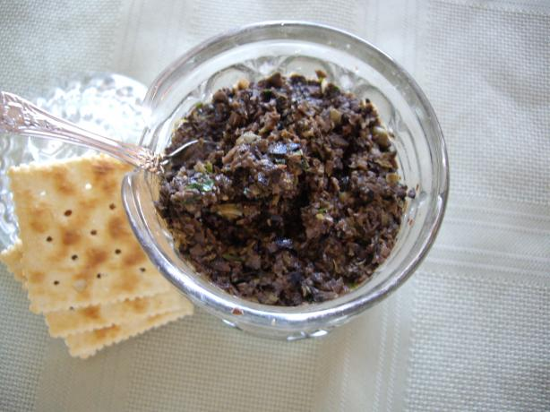 Easy Tapenade