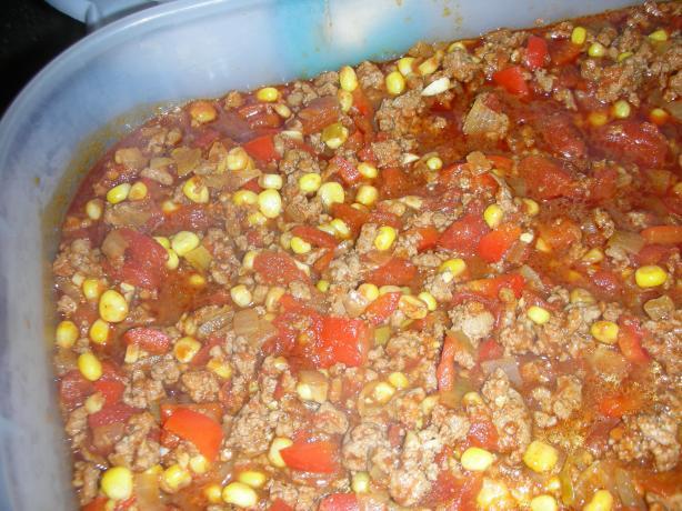 Turkey Corn Chile