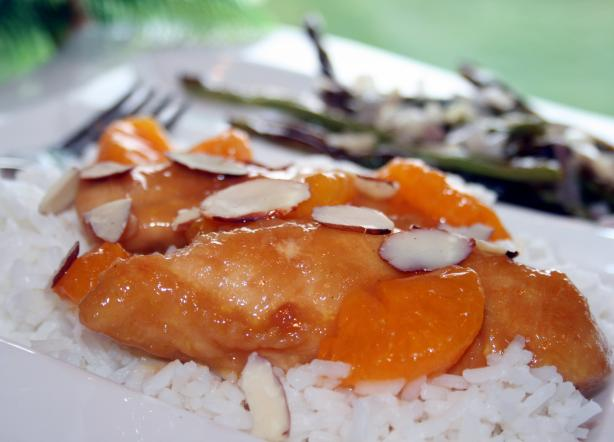 Mandarin Orange Chicken Delight