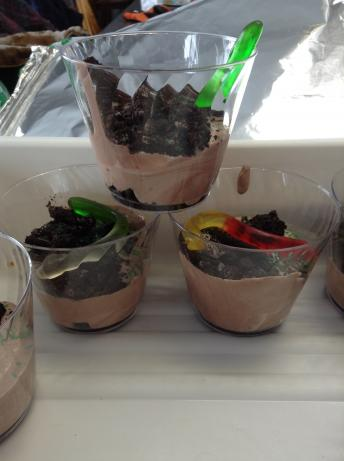 Dirt Cups For Kids