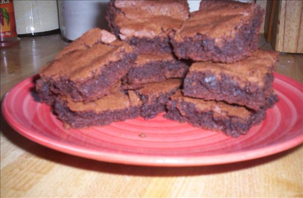 One Bowl Brownies (With Variations)