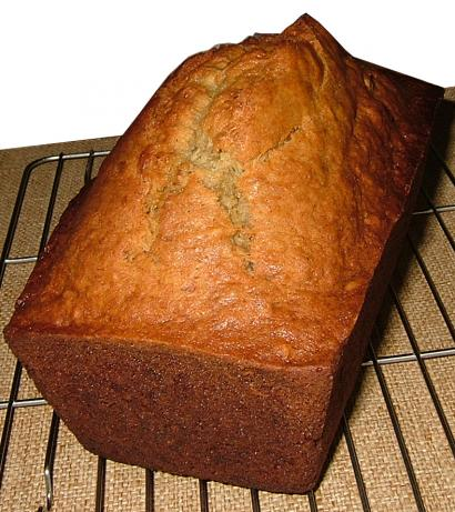 Liisa's Best Banana Nut Bread - really-it's that good!