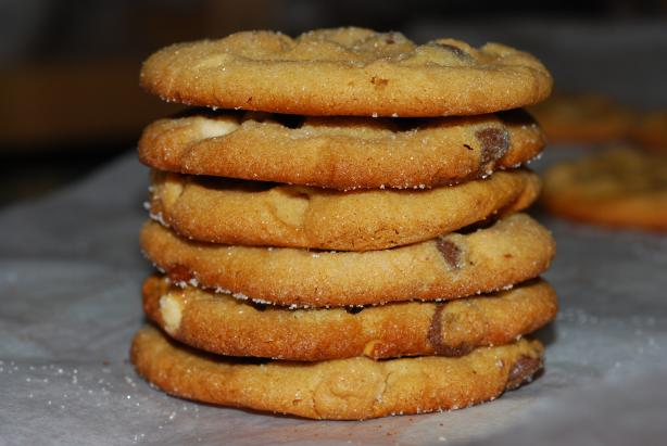 Peanut Butter Cookies - the Magnolia Bakery