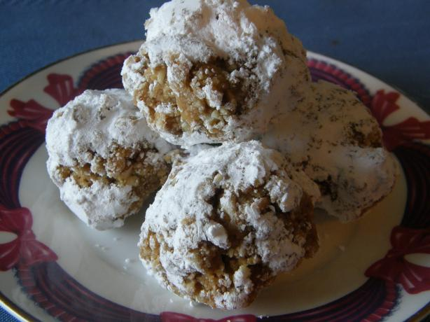 Coffee-Kahlua Balls