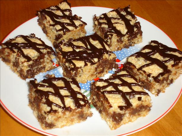 Coconut - Chocolate Bars