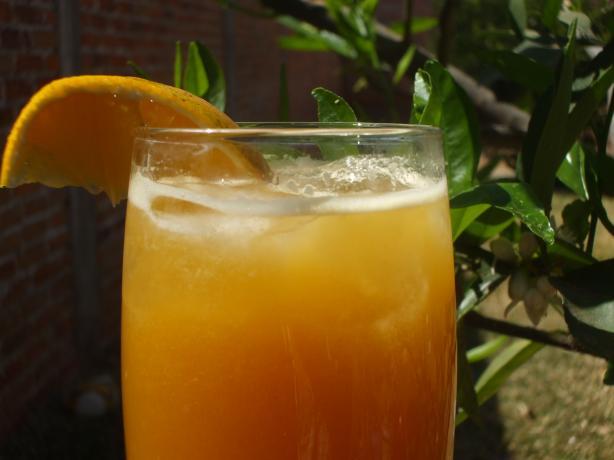 Apricot Citrus Drink