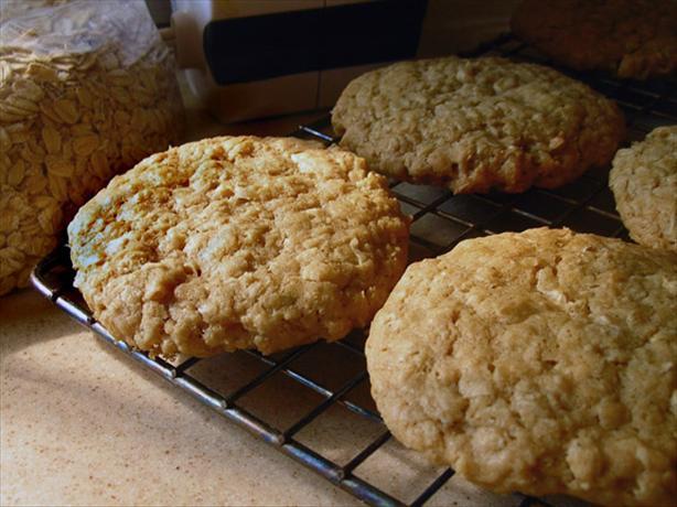 Libbie's Oatmeal Coconut Cookies
