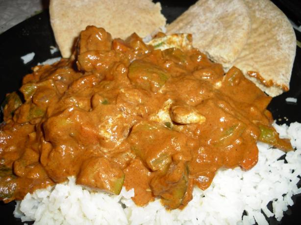 Malai Mixed Vegetable Curry