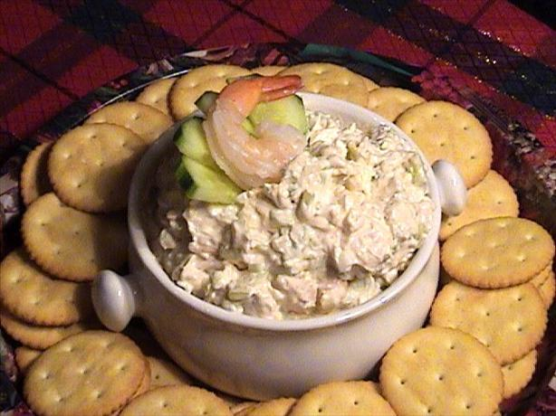 Cucumber Shrimp Spread