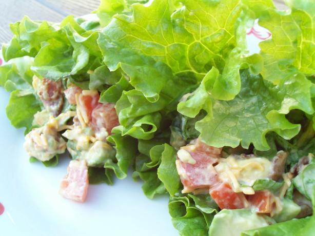 Lettuce Breakfast Wraps