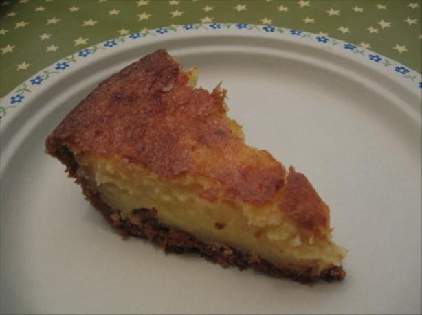 Pineapple-macadamia Nut Pie