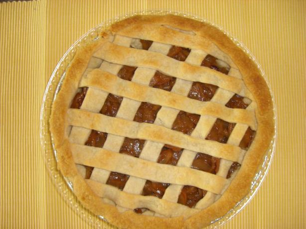 Best Ever Pie Crust!