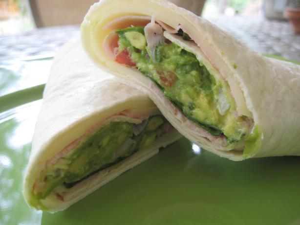 California Rollwich for Kids