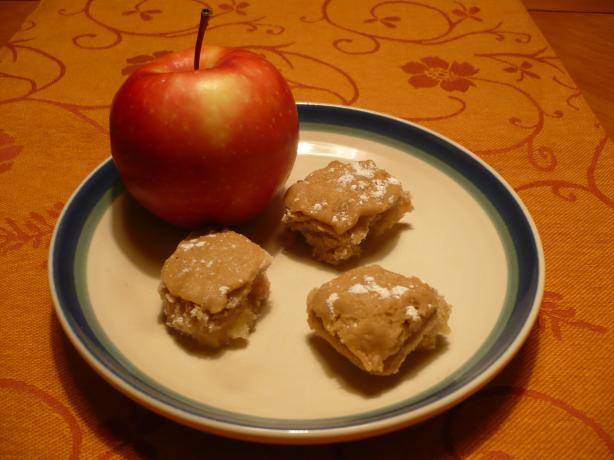 Gluten-Free Apple Squares