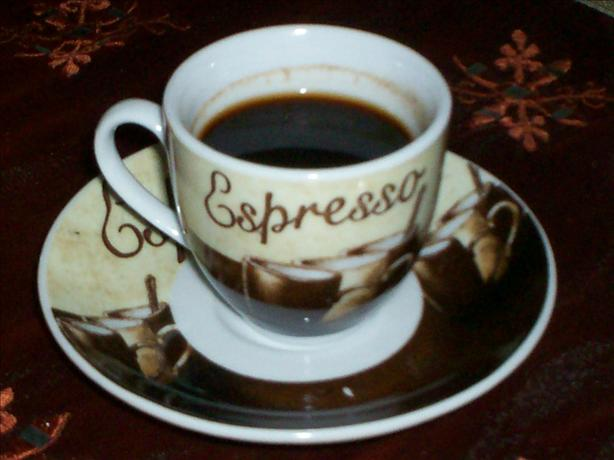 Turkish Coffee....kah'wah
