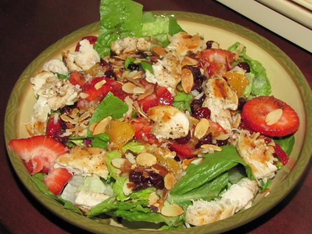 Berry Good Chicken Salad