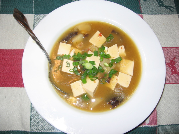 The Best Hot & Sour Soup