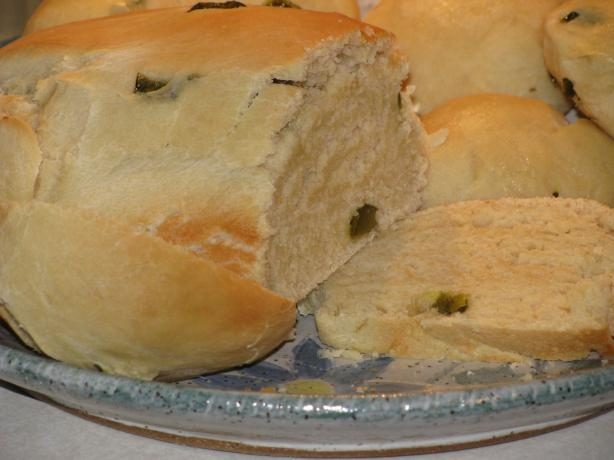 Hartness House Inn Jalapeno Bread