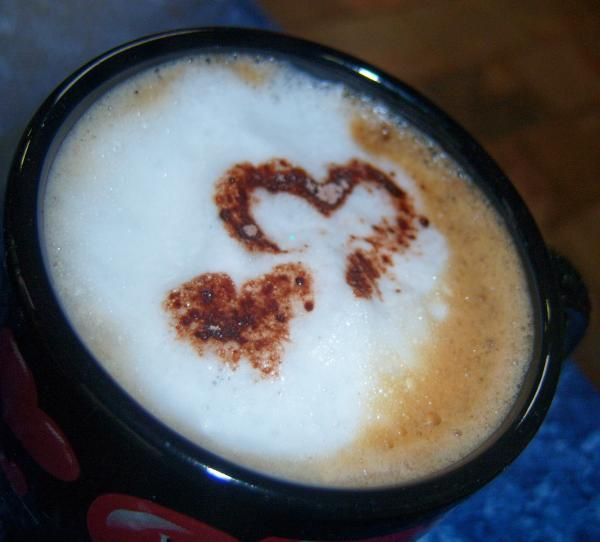 Love Potion Latte #9 (Alcoholic or Not)