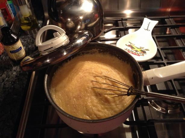 Jamaican (cornmeal) Porridge