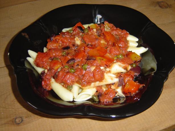 Spaghetti Alla Puttanesca, Italian Style
