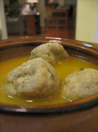 Gluten-Free Matzo Balls (Kneidlach) - Passover Soup Dumplings