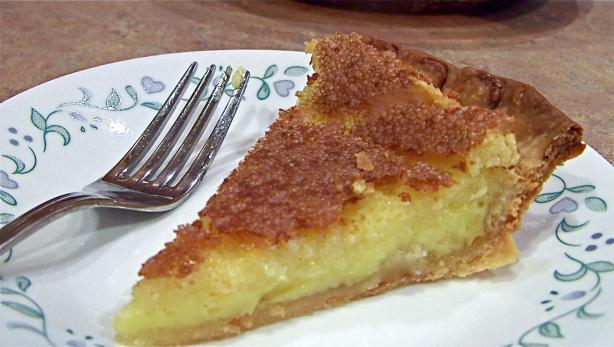 Southern Chess Pie