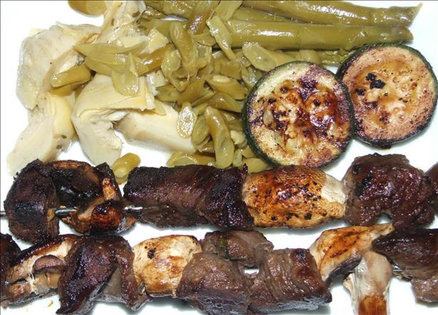 Beef Kebab Marinade