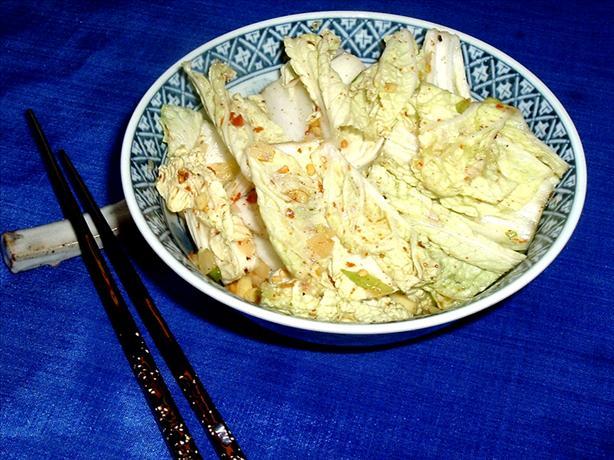 Spicy Korean Kimchi