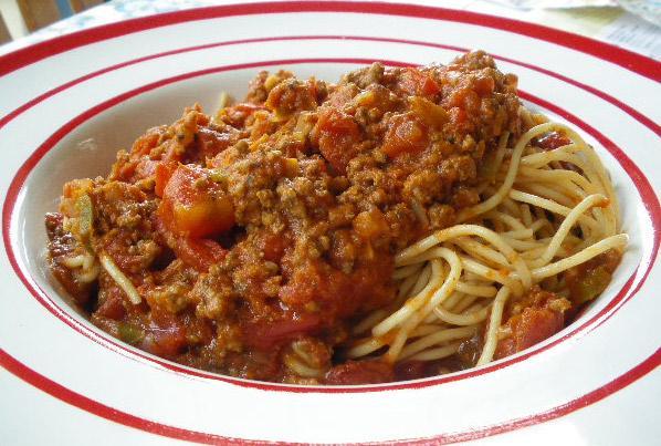 Spaghetti Ala Steve