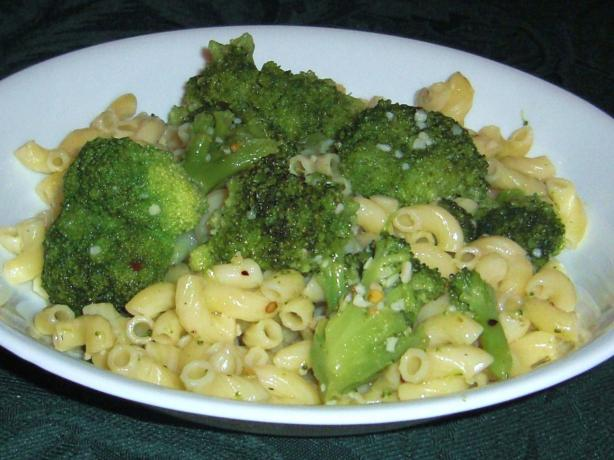 Spicy Broccoli Pasta